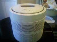 I am selling our multi speed honeywell air purifier