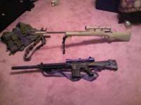I have alot of air soft guns that i am selling it
