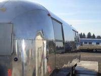 Air Stream For Rent/Consignment at Storage Oregon Sign