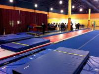 Why does your gym need an airfloor?  1) More forgiving