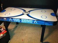 BRAND NEW- AIR HOCKEY TABLE with table tennis top! Only