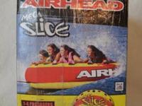 AIRHEAD WATERSPORTS AIRHEAD MEGA-SLICE New in box. 4