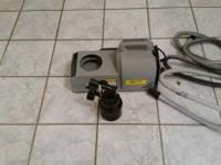Chicago electric airless paint sprayer. Used once. 60