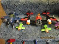 rangers is 4.00 it has noises and lights. aircrafts for