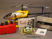 Airstar Mongoose Loaded with all accessories ready to