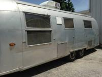 Selling two (2) airstreams one is an 1968 18 ft globe