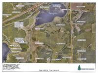 140.24 Acres on private Rushmeyer Lake. Fully grown