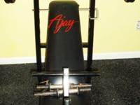 Used: Weight Bench is Good Condition with two minor