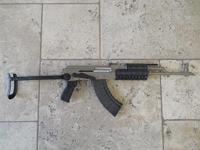 AK47 TACTICAL UNDERFOLDER BULGARIAN IN MAGPUL DESERT