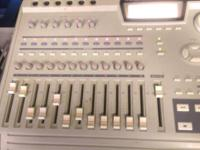 The Akai DPS12 is a 12-track disk-based system thats