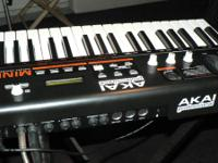 Great, incredible synth. Beautiful shape, with vocoder,