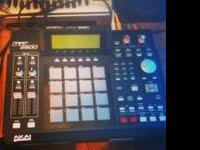 Hi I am selling my Akai MPC 2500 due to financial