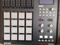 used Akai MPD26 USB/MIDI Pad Controller in good working