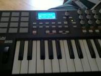 i have an akai mpk25 for sale i recently bought but its
