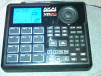 perfect condition Akai XR20 beat production machine.