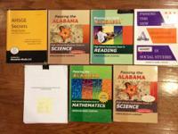 Alabama Graduation Exam books and practice tests $30