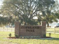 Lot 11 of Copeland Park on 4.90 +/- Acres. Deed