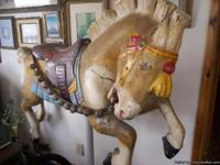 Circa 1920/22 this is a lead horse,Trojan with roached