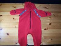 Alaskan Muk-Tuk Winter Fleece Onesie for sale. Over $25