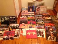 I have a few albums all in good condition! Motown,