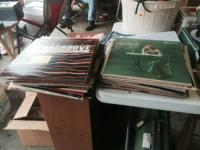 40+ Album/Records - various artists - $25.00 for all of