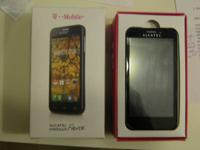 T-Mobile reconditioned Alcatel onetouch Fierce cell