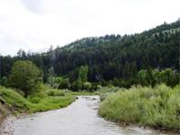 158+/-acres Bisected in part by the renowned Ruby River