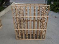 5 racks for sale ranging from the following