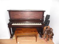 Aldrich piano sherman,clay & co its from 30s or 40s