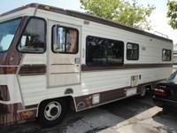 Good strong running 29' Motor Home , all tires new 2