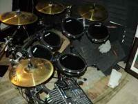I have for sell my Alesis DM10 electronic drum kit. Is