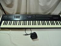 Alesis QS 7 SYNTH/Keyboard $225. A terrific & legendary