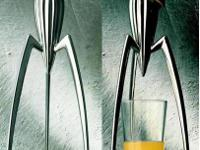 Alessi Citrus Juicer designed by Philippe Starck and