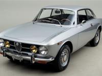 1971 Alfa Romeo 1750 GT Veloce VIN: 1532704 Immensely