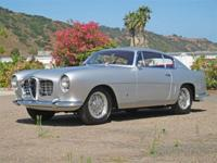 This 1954 Alfa Romeo 1900CSS Speciale Body by Ghia