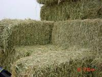 ALFALFA & GRASS MIX 2 -STRAND BALES COME BY 1312 W