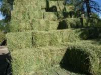 I HAVE SOME GREAT ALFALFA SMALL BALES 50-60 LBS IM