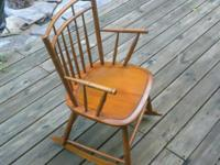 Hitchcock chairs are widely known to be among the
