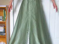 Alfred Angelo Bridesmaid Dress Style # 6546 Satin
