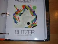 Algebra for College Students - Custom Edition for