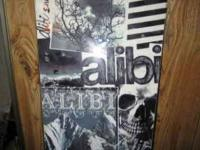 Alibi-Demon Board was rode for one winter, The boots