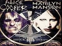 We Have Alice Cooper/Marilyn Manson Tickets starting at