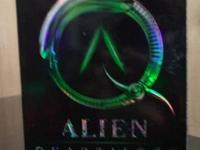 alien quadrilogy  9 dvd disc box set includes all 4