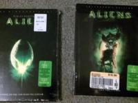 You are buying on the Alien & Aliens Collection Edition