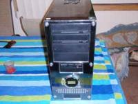 THIS IS AN ALIEN DESKTOP THEIR IS NO HARD DRIVE OR RAM