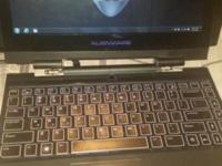 I have a Alienware M11X with broken hinges on the