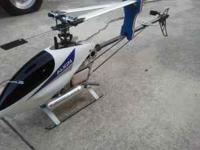 I have 5 Align T-Rex 600 helis. I have ready to fly, A