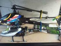 I have 2 Align TREX 450 v2 helis for sale. I would like