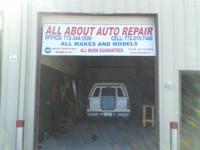 All About Auto Repair -- M/V REGISTRATION #MV86611 -
