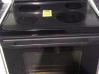 We have a lot on a All Black kenmoore electric stove